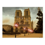 Notre Dame Postcards