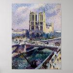 Notre Dame Póster