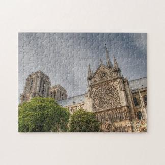 Notre Dame Puzzle Con Fotos