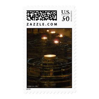 Notre Dame Rememberance Postage Stamp