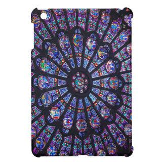 Notre Dame Rose Window ipad mini case