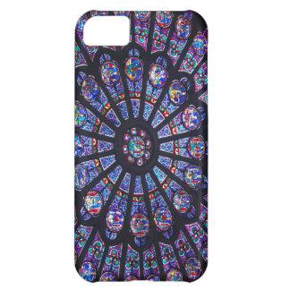 Notre Dame Rose Window iPhone5 Case