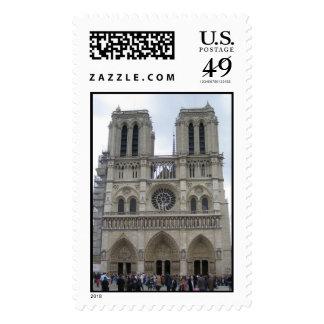 Notre Dame Sello