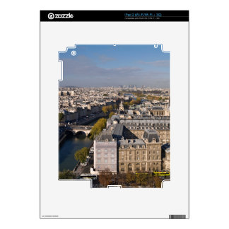 NOTRE DAME SKIN FOR THE iPad 2