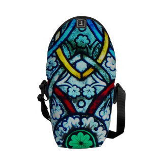 Notre Dame Stained Glass Messenger Bag