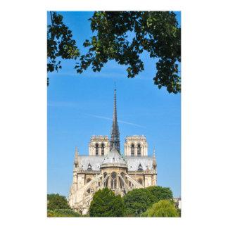 Notre Dame Stationery