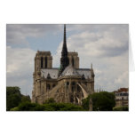 Notre Dame Stationery Note Card