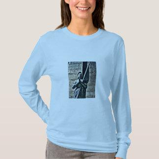 Notre Dame Statue CB T-Shirt