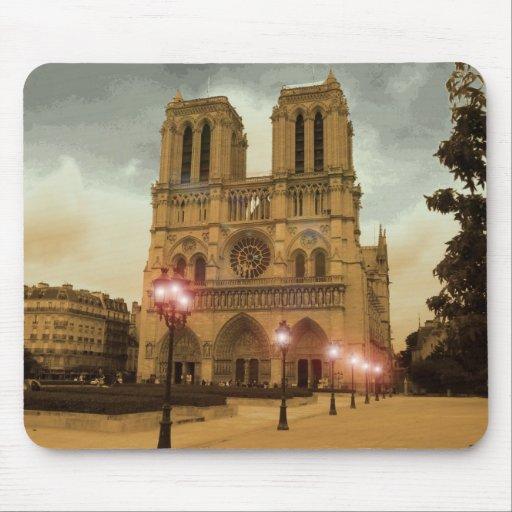 Notre Dame Tapete De Ratones