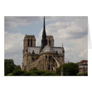 Notre Dame Felicitacion