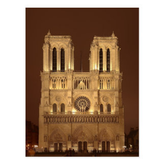 Notre Dame Tarjetas Postales