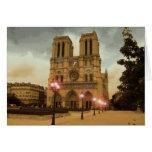 Notre Dame Tarjetón