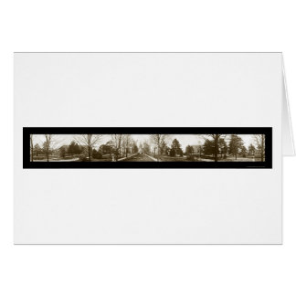 Notre Dame University Photo 1914 Greeting Card