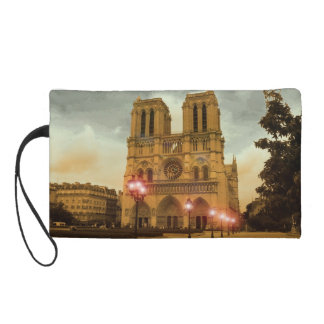 Notre Dame Wristlets