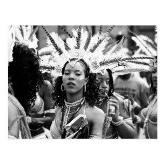 Notting Hill Carnival Postcard