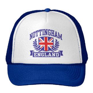 Nottingham England Trucker Hat