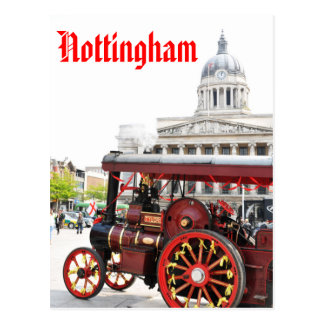 Nottingham Postcard