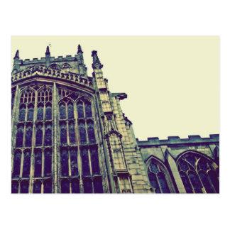 Nottingham , St Mary's Church Postcards