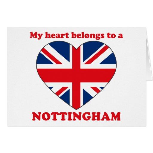 Nottingham Tarjetón