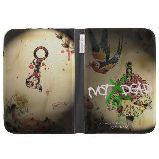 NOTxDEAD kindle bookcover Kindle Cases