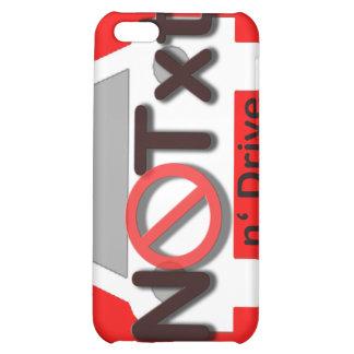 NOTXT n Drive 4.0 iPhone case iPhone 5C Cases
