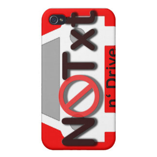NOTXT n Drive 4.0 iPhone case iPhone 4 Cover