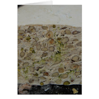 Nougat from Provence Greeting Cards