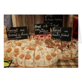 Nougat from Provence Cards