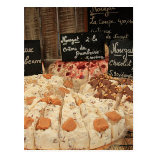 Nougat from Provence Post Cards