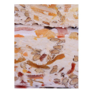 Nougat from Provence Post Card