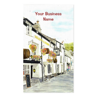 Noughts Crosses Profile Card Business Card