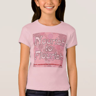 Nourish to Flourish T-Shirt