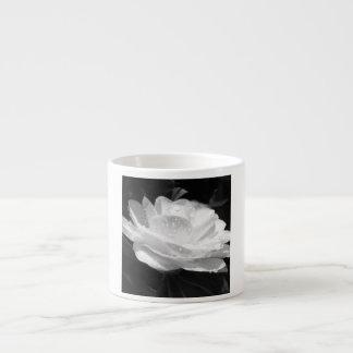 Nourished Camellia Espresso Mug 6 Oz Ceramic Espresso Cup