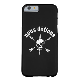 Nous Defions Funda Para iPhone 6 Barely There