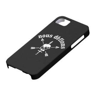 Nous Defions iPhone 5 Case