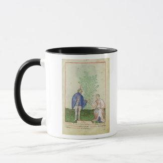 Nouv Acq LatRoses, from 'Tacuinum Sanitatis' Mug