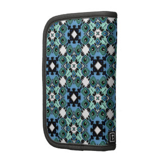 Nouveau Art Style Abstract Bas-relief Kaleidoscope Planners
