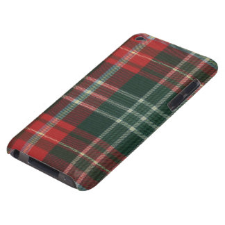 Nouveau-Brunswick Tartan iPod TOUCH BARELY THERE C iPod Touch Cover