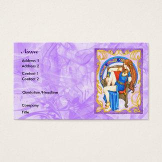 Nouveau Business Card