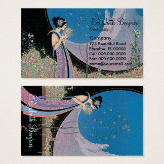 Nouveau Chic - Business Cards