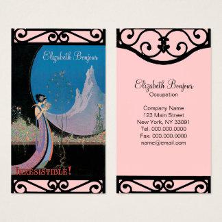 Nouveau Chic ~ Business Cards