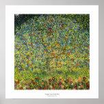 Nouveau del arte de la pintura de Gustavo Klimt el Impresiones