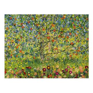 Nouveau del arte de la pintura de Gustavo Klimt el Postales