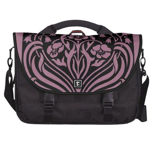 Nouveau Flower Drama Laptop Bags