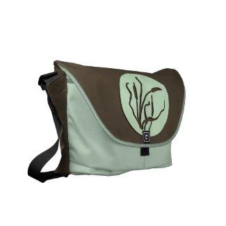 Nouveau Reed Silhouette Messenger Bag rickshawmessengerbag