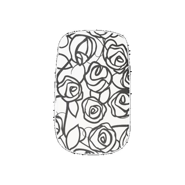 Nouveau Rose Minx® Nail Art