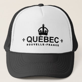Nouvelle France Trucker Hat