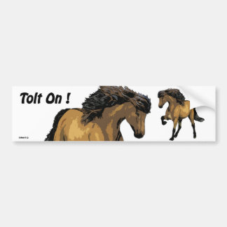 Nouvelle Vogue Bumper Sticker