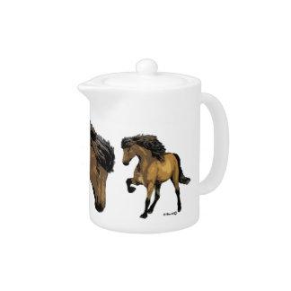 Nouvelle Vogue Teapot
