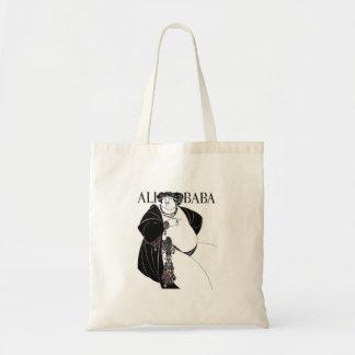 Nouveu Ali Baba by Aurbrey Beardsley Tote Bag